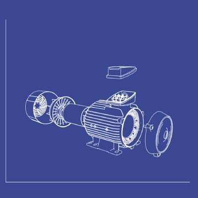 Image of a technical drawing