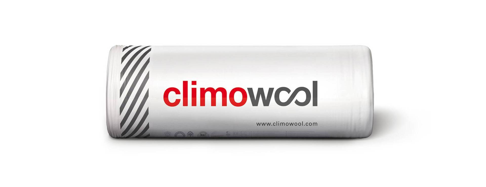 Verpackung der Climowool-Glasfaserrolle