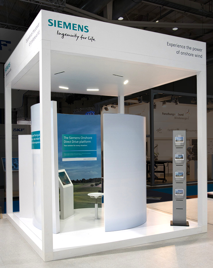 Siemens – shows whats possible in any location